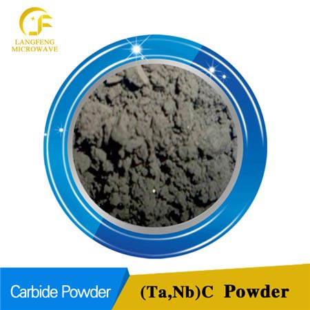 (Ta, Nb) C tantalum niobium multiple carbide solid solution powder