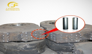 Steel bonded TiC Cermtes Rods' Application in Wear Parts