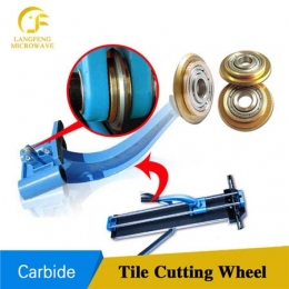 Manual Tile Cutter Tungsten Carbide Replacement scoring tile cutting wheels