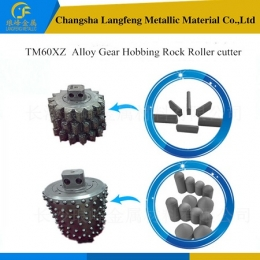 TM60XZ Titanium Carbide Based High Manganese Steel Bonded-Alloy  Wear-Resistant Material