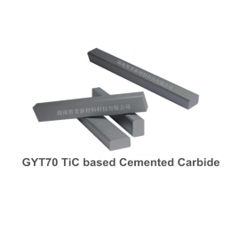 GYT70 TiC based Cemented Carbide